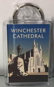 Winchester Keyring